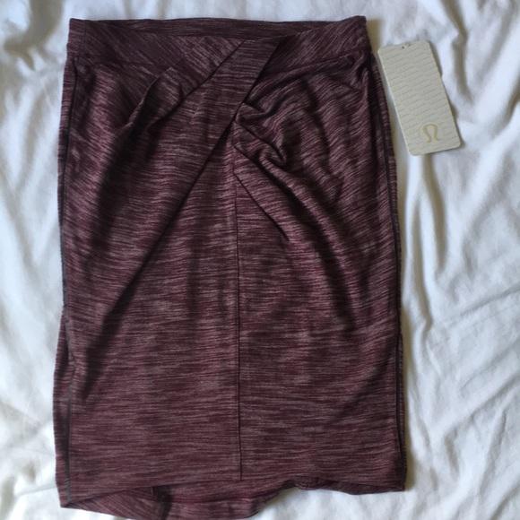 lululemon athletica Dresses & Skirts - Purple Lululemon skirt